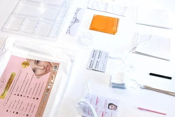 microblading sterile kit